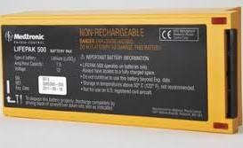 LifePak 500 Defibrillator