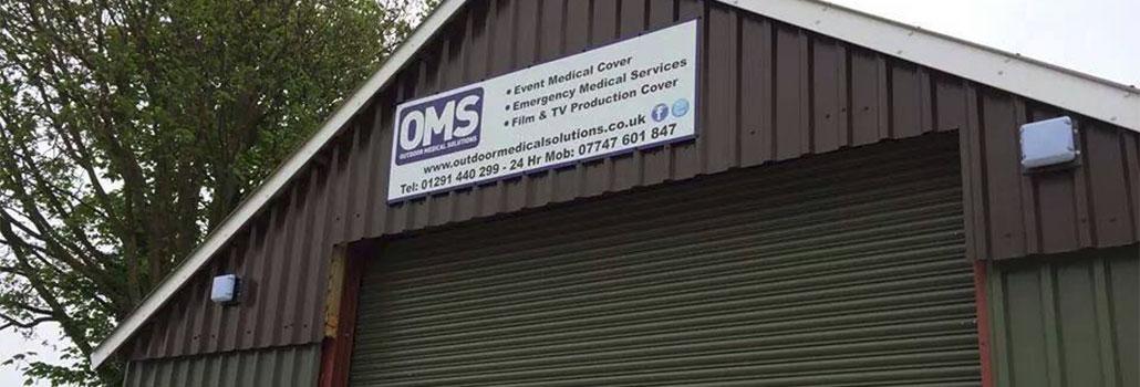 Outdoor Medical Solutions - Tetbury