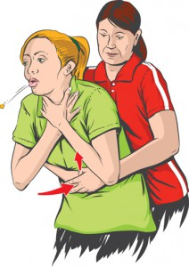 The Heimlich Manoeuvre